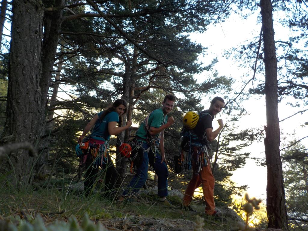 BigWall du Mt Palastre Dscn1533