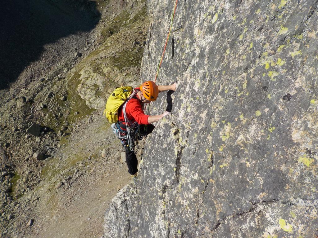 Répétition d'une nouvelle voie au Cayre des Erps Dscn9912