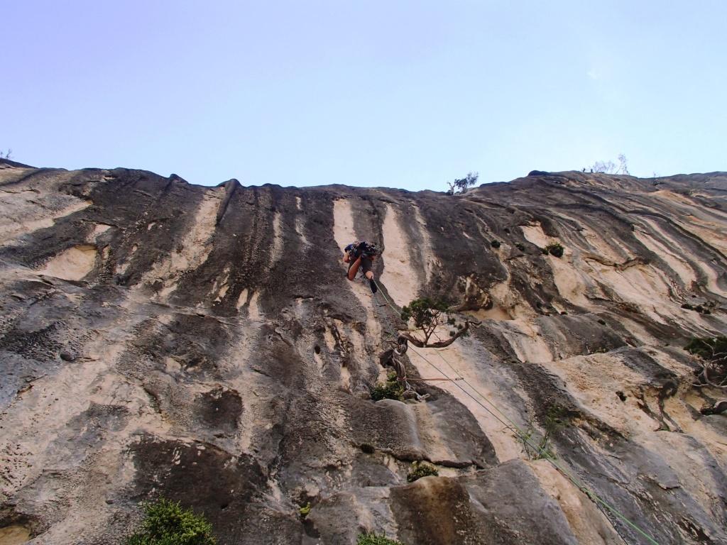 Monument de l'escalade au Verdon P8210418