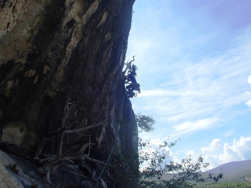 Monument de l'escalade au Verdon P8210510