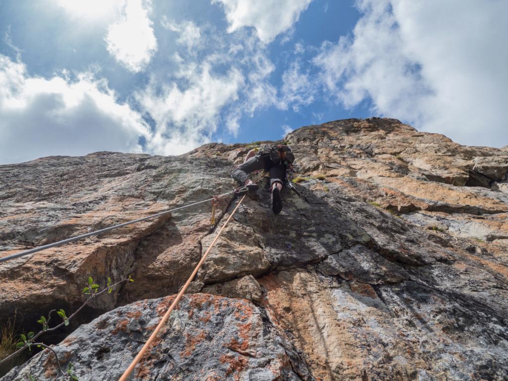 Ouverture au Half Dome de la gordolasque ! P9020011
