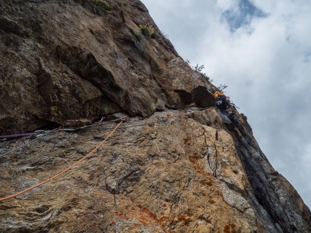 Ouverture au Half Dome de la gordolasque ! P9020013