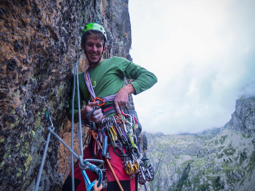 Ouverture au Half Dome de la gordolasque ! P9020015