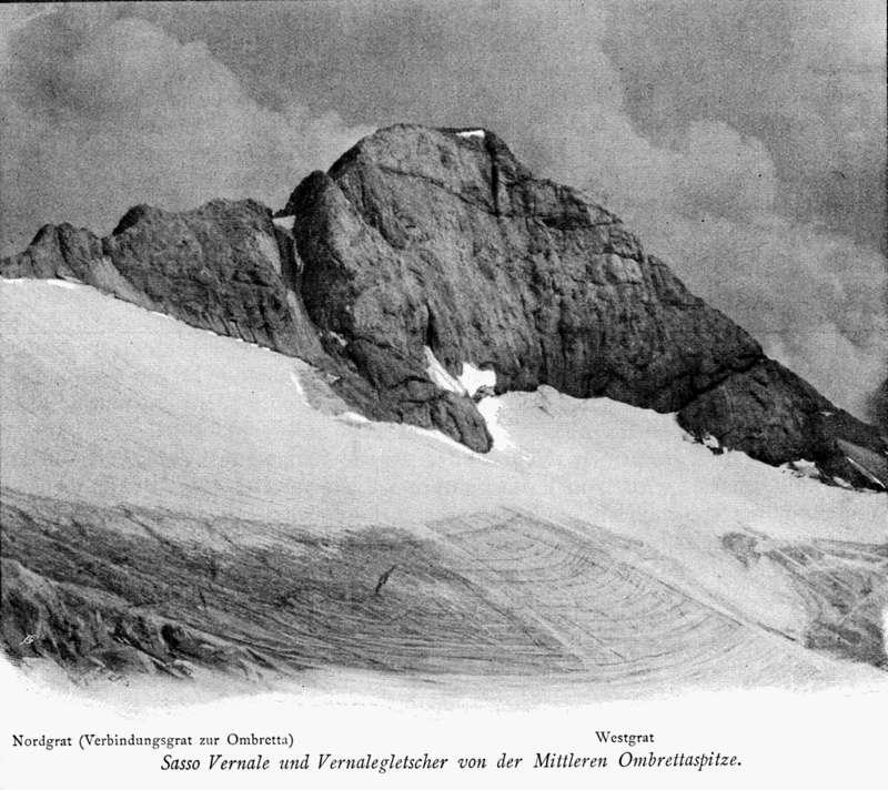 I ghiacciai delle Dolomiti - Pagina 4 Vernal12