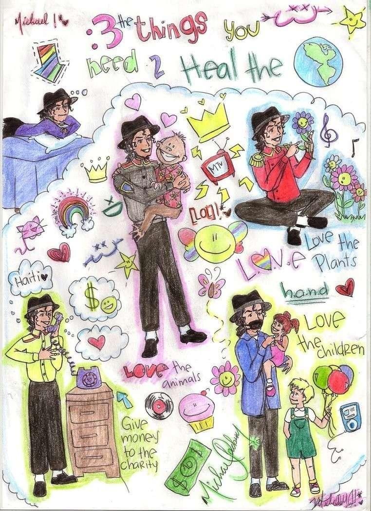 Anime e fumetti - Pagina 5 Michae28