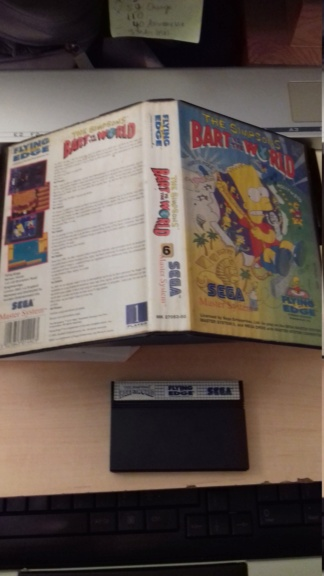 ESTIM- Jeux SuperNintendo + Sega Master System Bart_j11