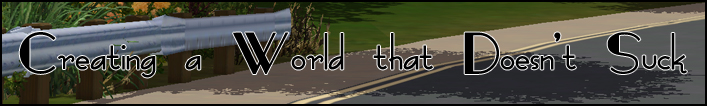 Tutorials:Creating A World That Doesn't Suck by TVR Designs @ Sims 3 Wiki  Tvrcaw10
