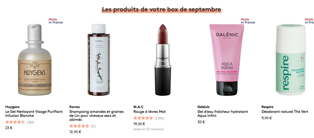 [Septembre 2019] Birchbox - Page 2 Birch10