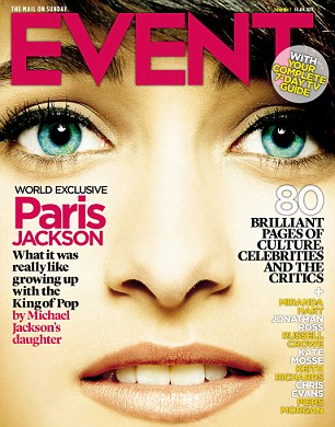 Revista Event: Paris Jackson T_110