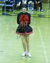 Paris é Cheerleader!  Pj510