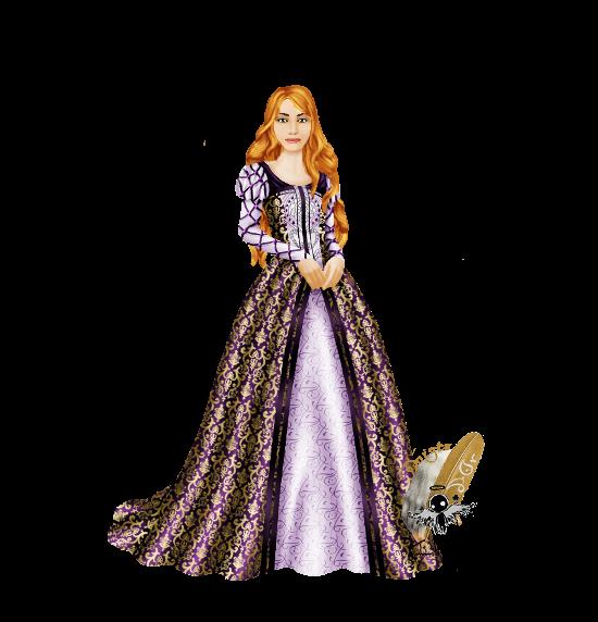 [IMPAYE]Arrival of Salome von Löwenstern Chasse10