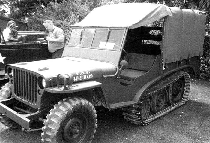 Véhicules US WW2 peu répandus - Page 5 Jeep_t13