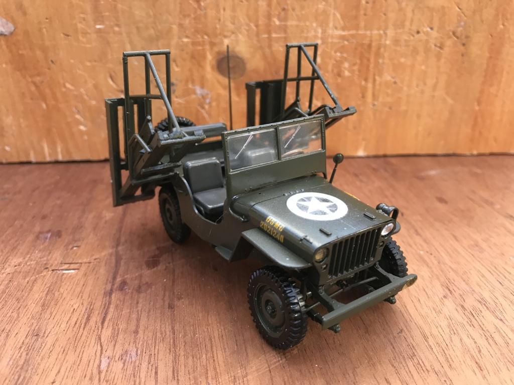 Véhicules US WW2 peu répandus - Page 5 Jeep_t16