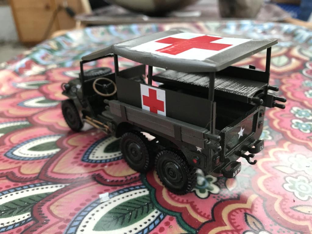 Véhicules US WW2 peu répandus - Page 5 Jeep_w28