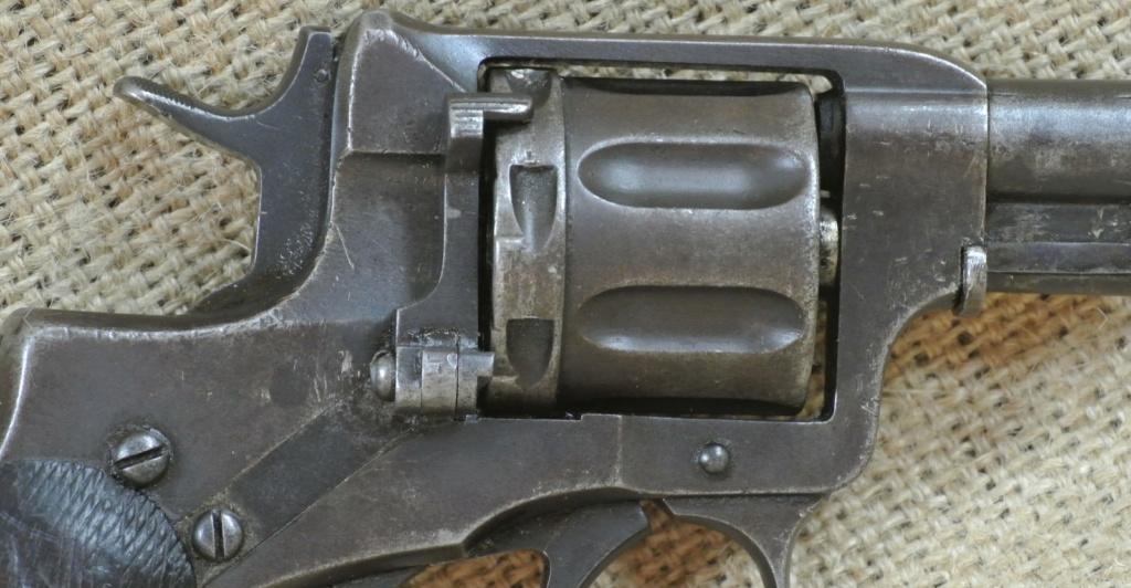 Revolver Nagant Mle 1898 Nagant13