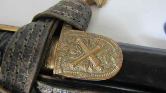 Sabre d'artillerie WKC époque 1922 - 1935 Img_9241