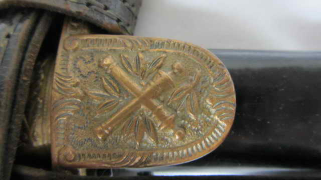 Sabre d'artillerie WKC époque 1922 - 1935 Img_9242