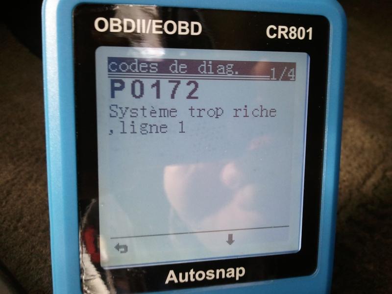 Lecteur/Scanner OBD II : l'Outils de diagnostique indispensable pour votre Hummer 2012-010