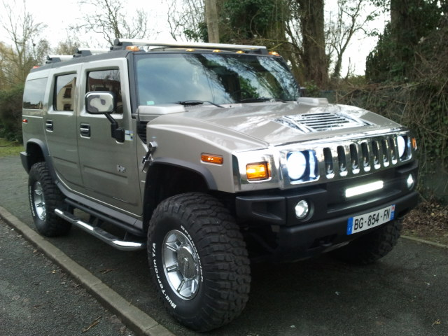 "H2 2005 Les Experts : Le "" Horatio Caine hummer "" 2013-039"