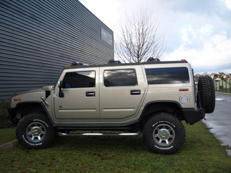 "H2 2005 Les Experts : Le "" Horatio Caine hummer "" P2025110"