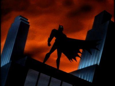 Fusion Fall Party Batman11