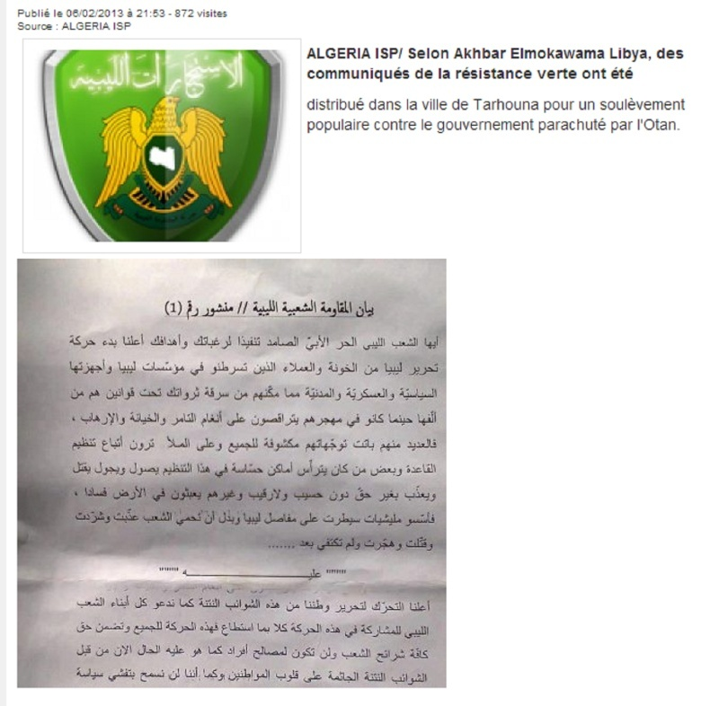 Résistance verte libyenne Snapsh10