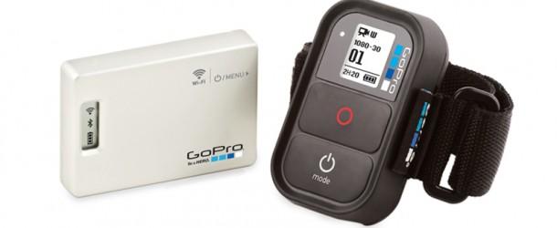 El sistema Wi-Fi de GoPro, ya disponible Combok11