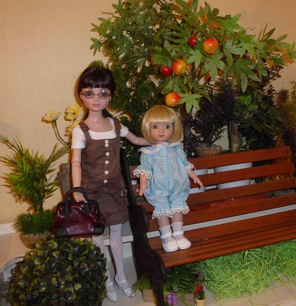 Mon Ellowyne... sa soeur... et ses cousines... P1030319