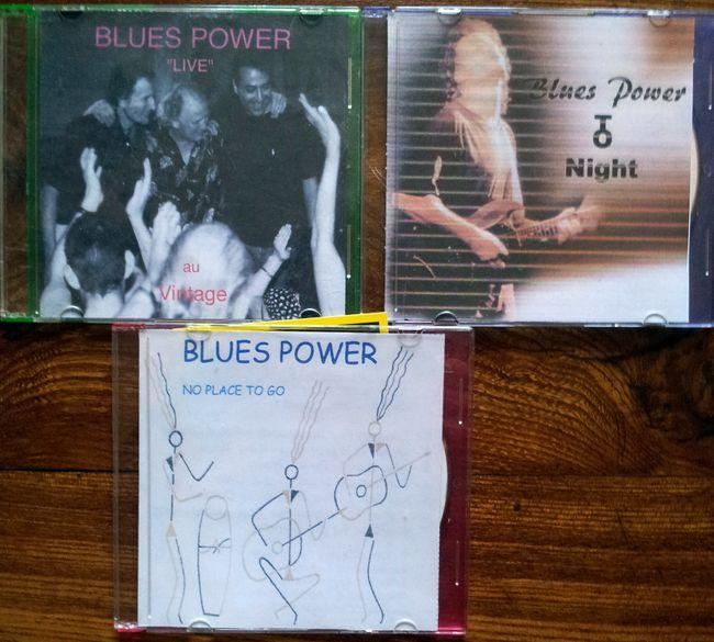 Très rare 3CD Blues Power à vendre 2013-010