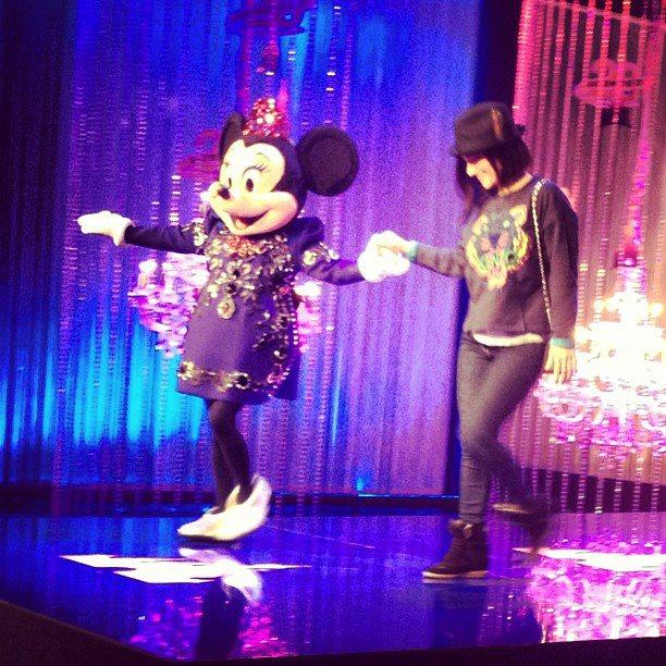 Défilé de mode à Disney, le 23 mars 60149410