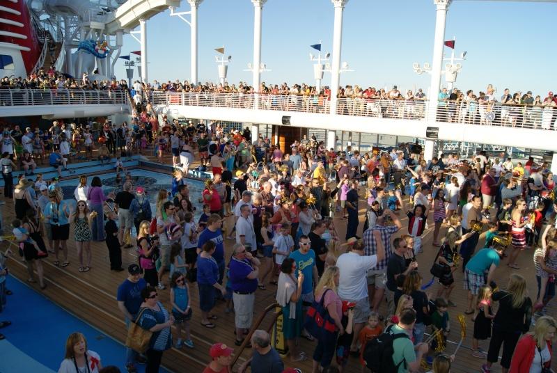 Notre voyage de noce sur la Disney Cruise line du 2 au 9 Fevrier 2013 - Page 5 Dsc07220