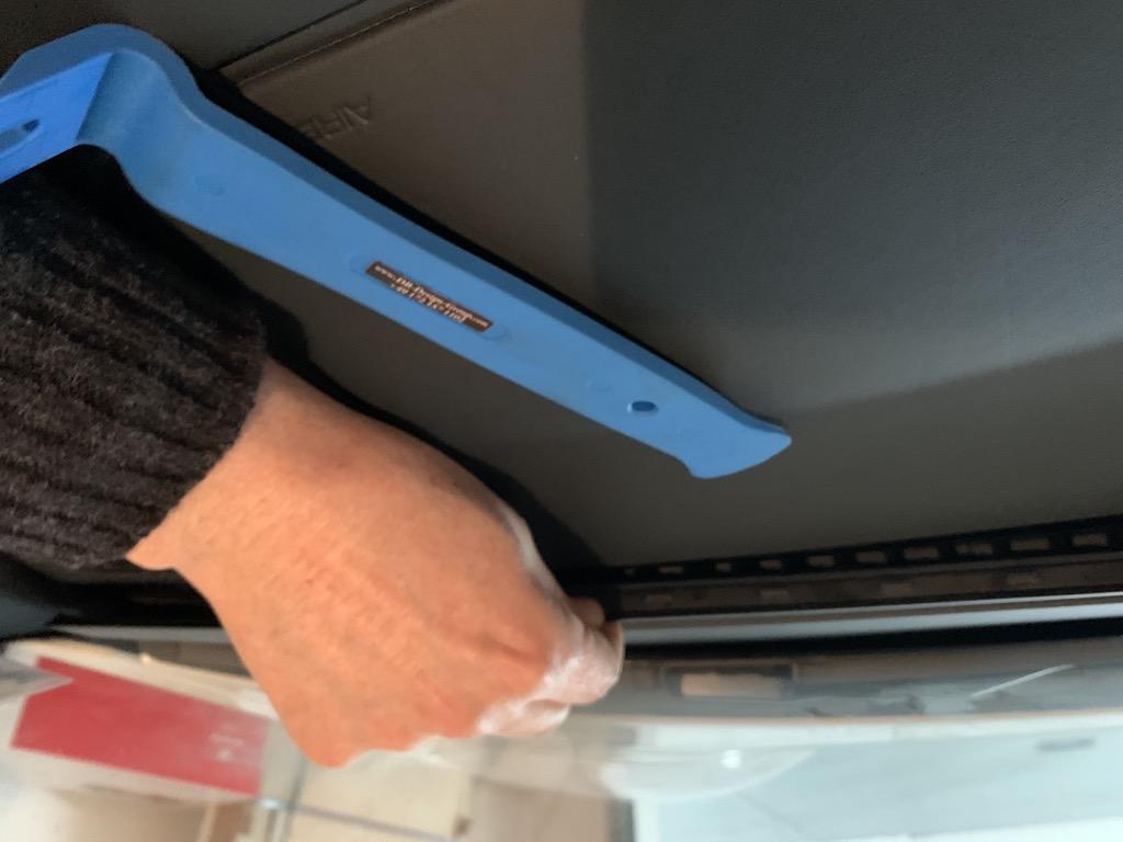 Tuto 991.2: Installation dessus tableau de bords, aerations et chrono pièce DBCarbon 06084d10
