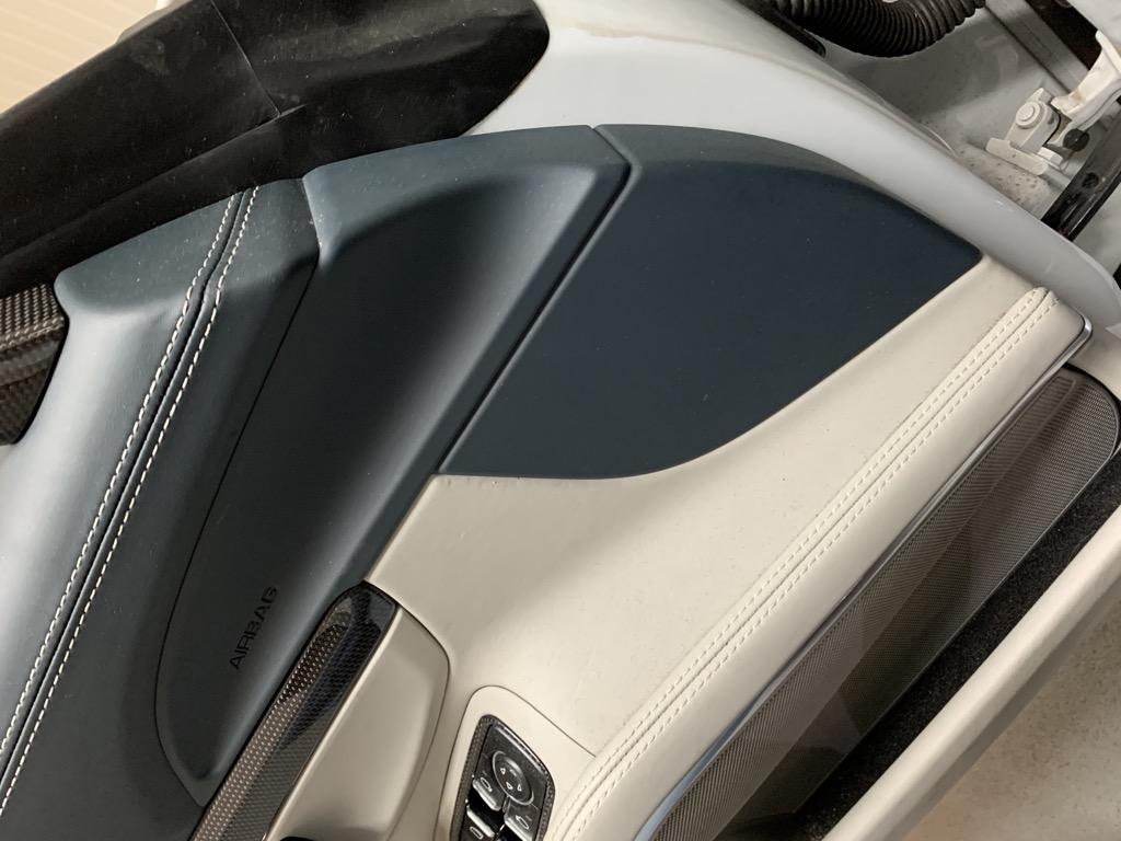 Tuto 991.2: Installation cache latérale airbag portière pièce DBCarbon 0a5ef510