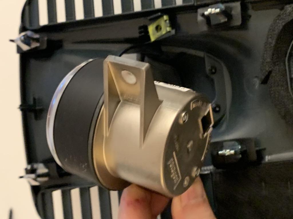 Tuto 991.2: Installation dessus tableau de bords, aerations et chrono pièce DBCarbon 1e6e1710