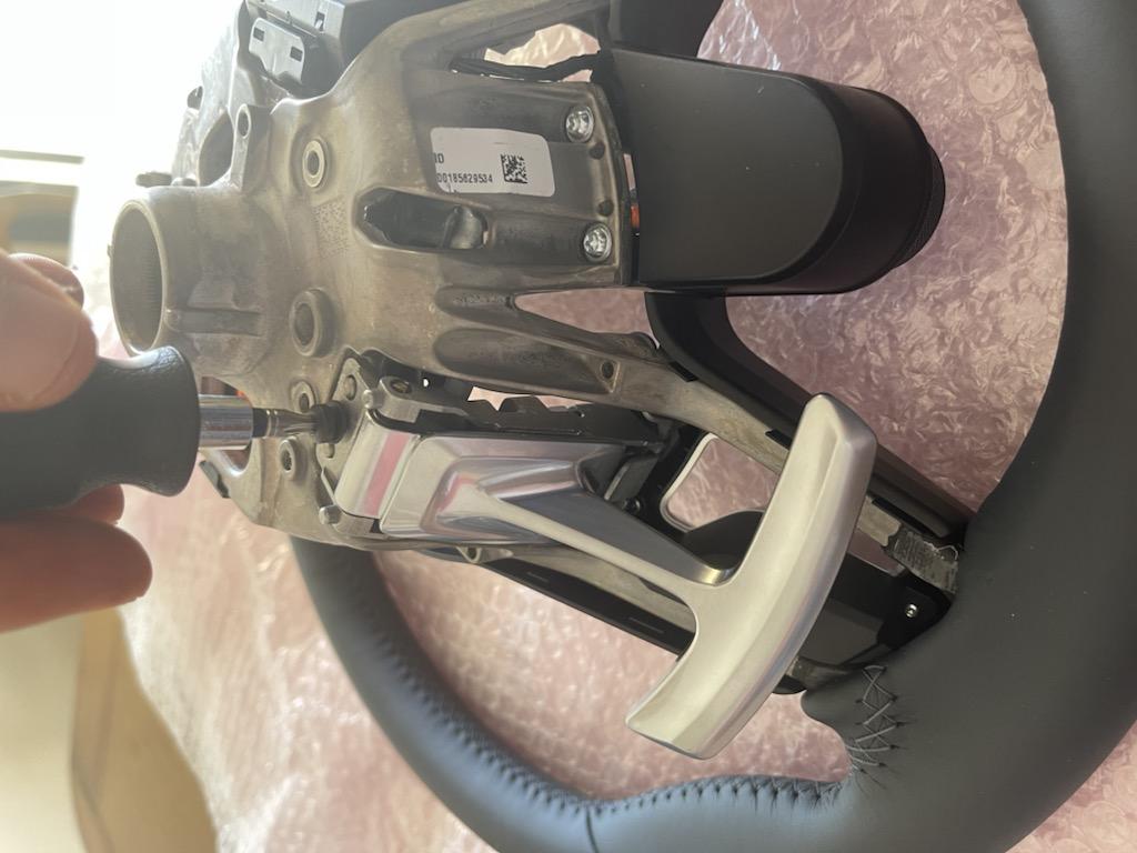 Tuto 991.2: customisation volant sport GT multifonctions PDK/Sport Chrono avec pièces DBCarbon 31c0f110