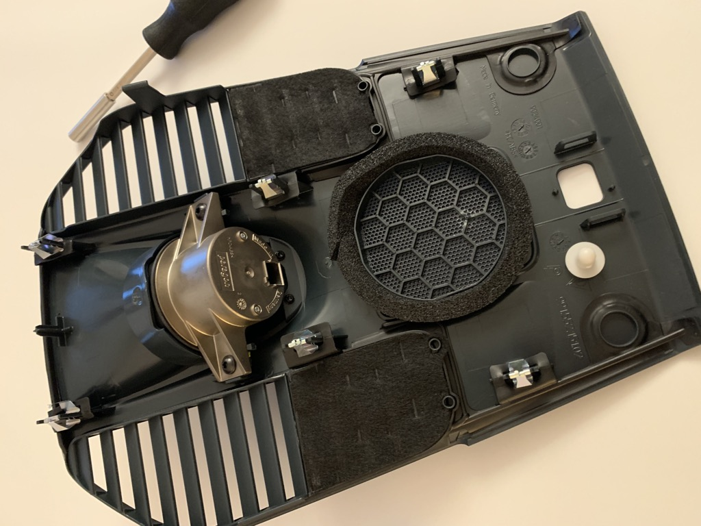 Tuto 991.2: Installation dessus tableau de bords, aerations et chrono pièce DBCarbon 34b93f10