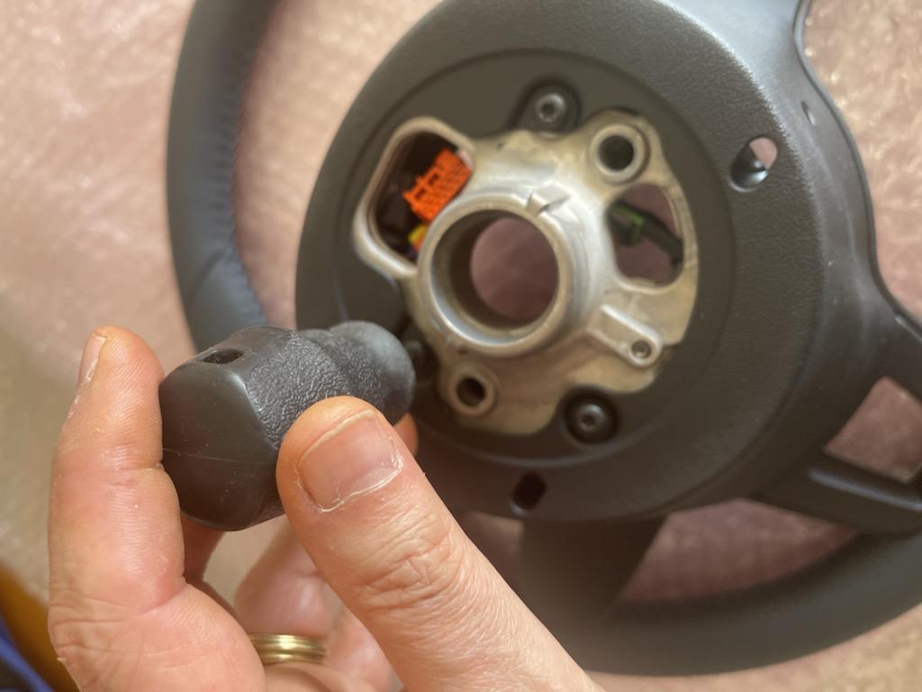 Tuto 991.2: customisation volant sport GT multifonctions PDK/Sport Chrono avec pièces DBCarbon 64d33910