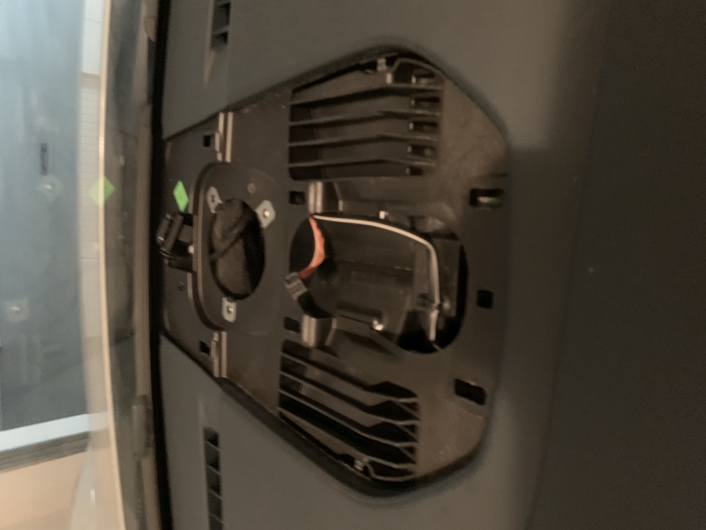 Tuto 991.2: Installation dessus tableau de bords, aerations et chrono pièce DBCarbon 74517310