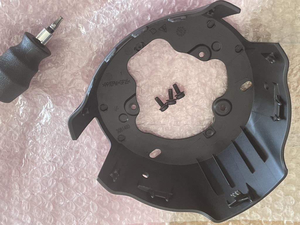 Tuto 991.2: customisation volant sport GT multifonctions PDK/Sport Chrono avec pièces DBCarbon 78803110