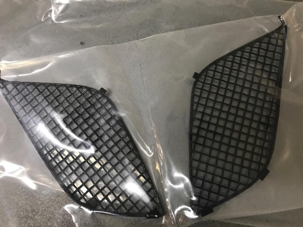 Tuto 991.2: Montage de grilles Zunsport avec bouclier avant SportDesign 9f390610