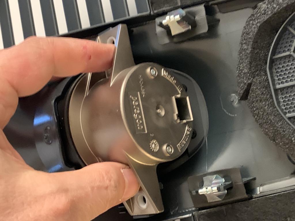 Tuto 991.2: Installation dessus tableau de bords, aerations et chrono pièce DBCarbon B57a4510