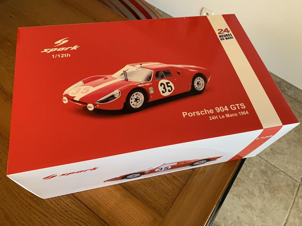Miniatures Porsche 1/12 E7aef010