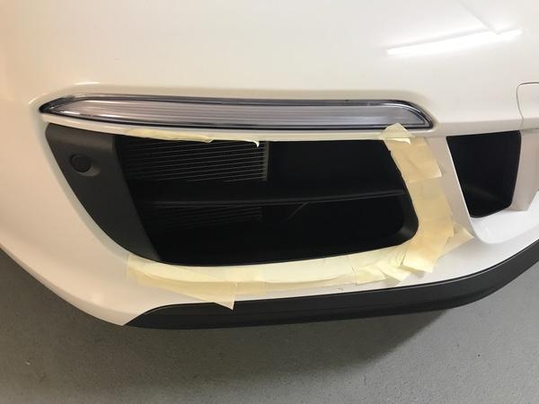 Tuto 991.2: Montage de grilles Zunsport avec bouclier avant SportDesign F6b4d710