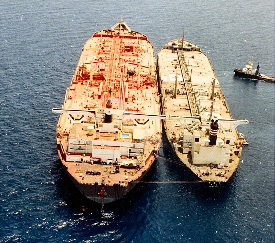 Risque d'explosion d'un pétrolier au large du Yémen 13dd8410