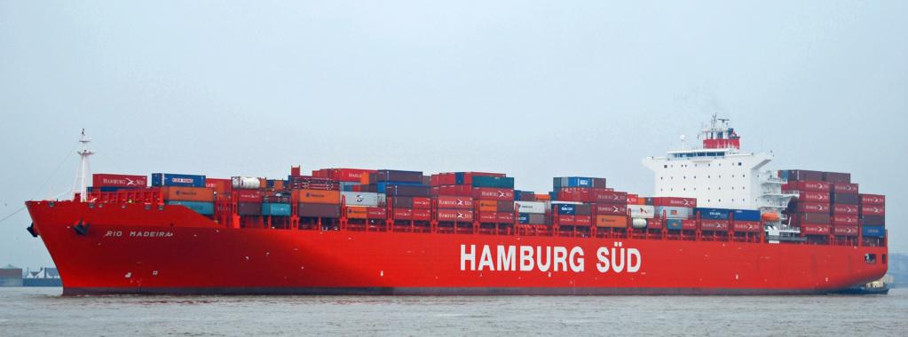 Mon Dernier Navire RIO MADEIRA  Hamburg Süd  15053910