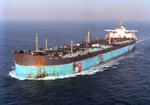 Risque d'explosion d'un pétrolier au large du Yémen 20c88010