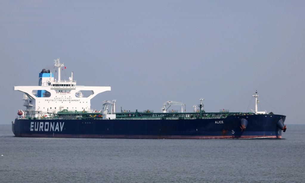La flotte Euronav 30359310