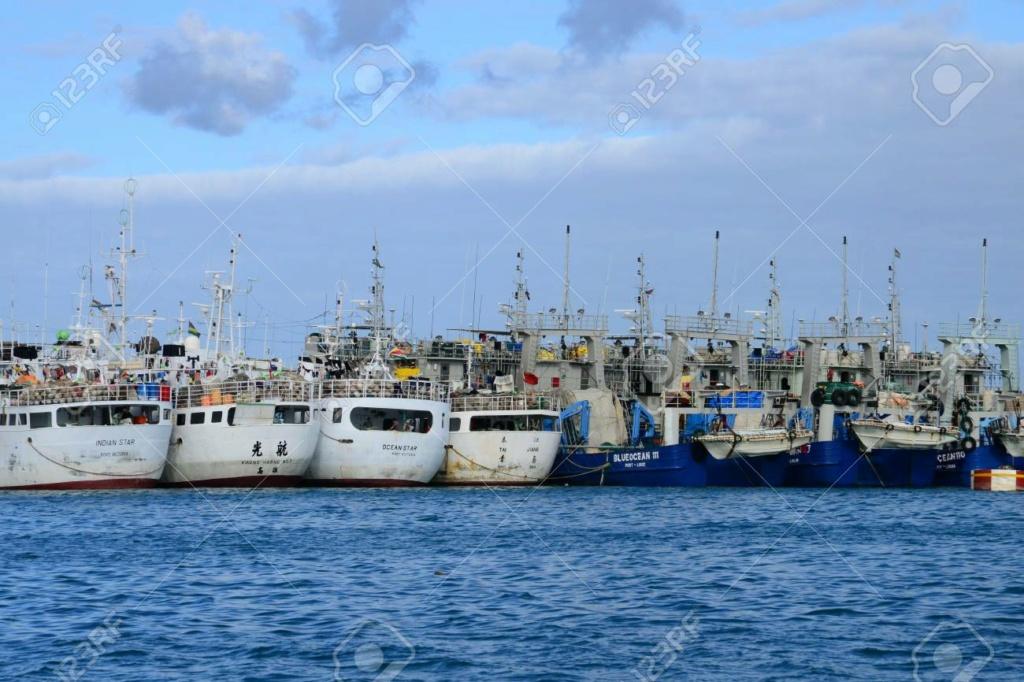 Embarquons à bord de la Mauritius Ports Authority 34721710