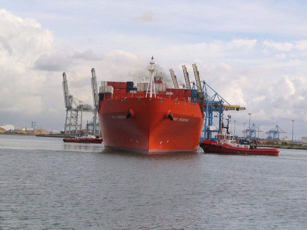 Mon Dernier Navire RIO MADEIRA  Hamburg Süd  774-ri10