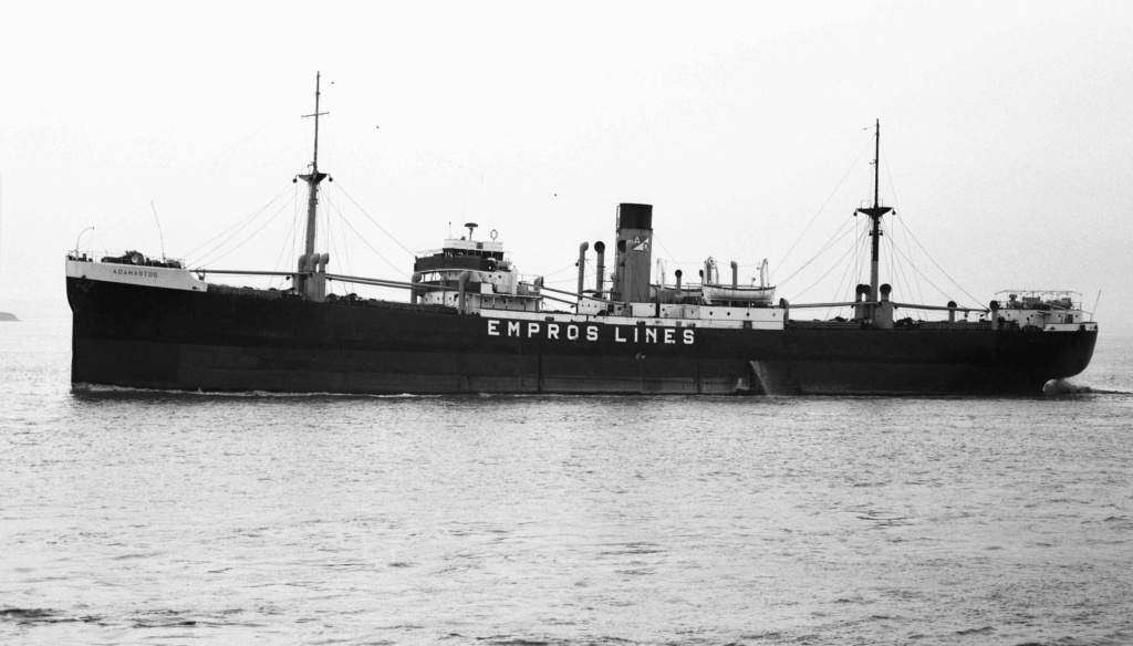 Photos General cargo avant 1940 (Plus 3000gt) 6 Adamas10